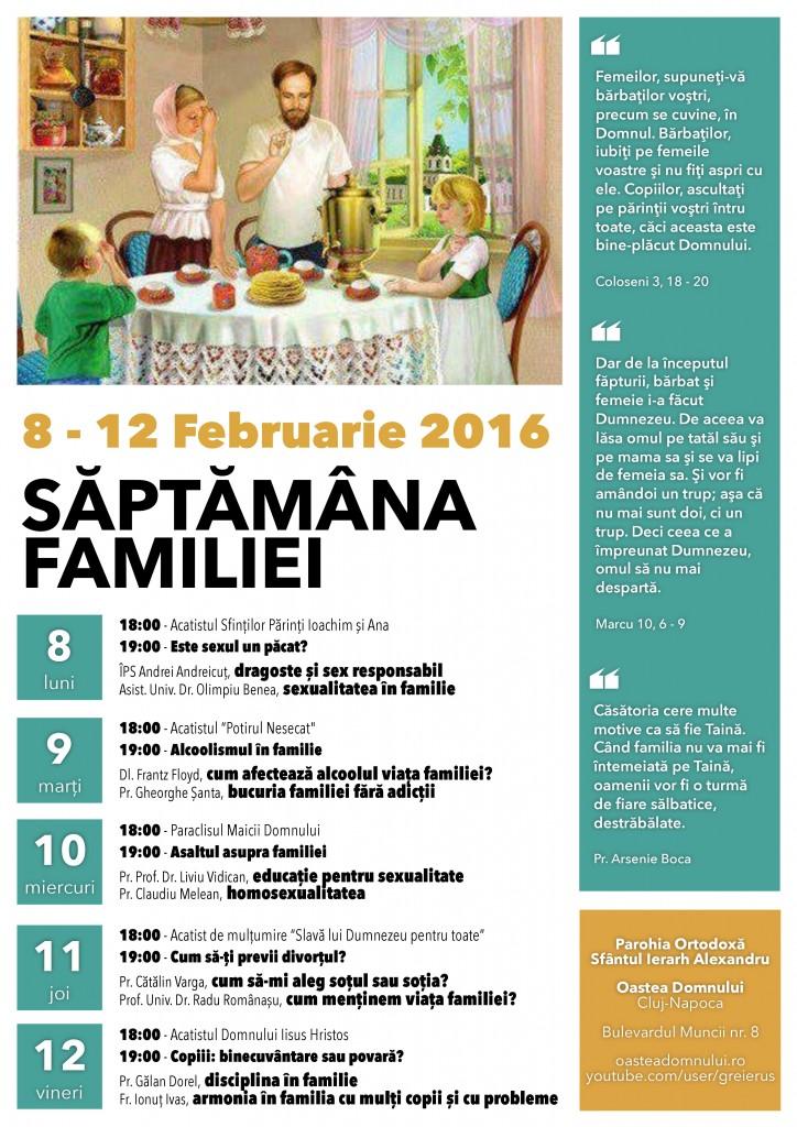 SaptamanaFamiliei (1) -afis 2016-Biserica Oastea Domnului